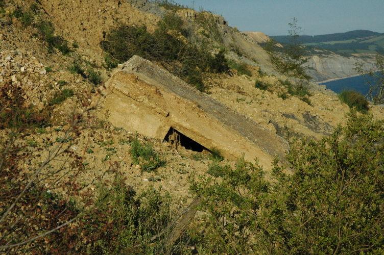 Mudslid Bunker