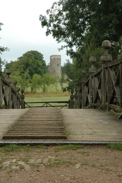 The Folly from The Bridge