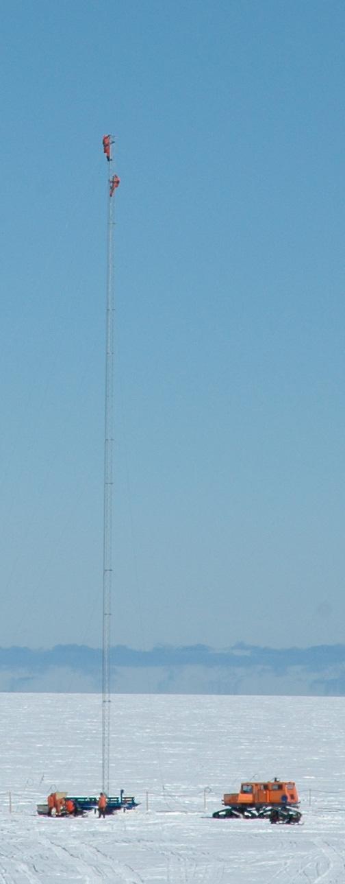 Jacko and Jules raise the AIS tx mast