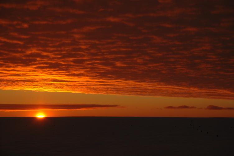 Sunset for z50