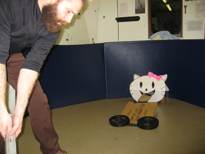Hello Kitty Crazy Golf (Dave)