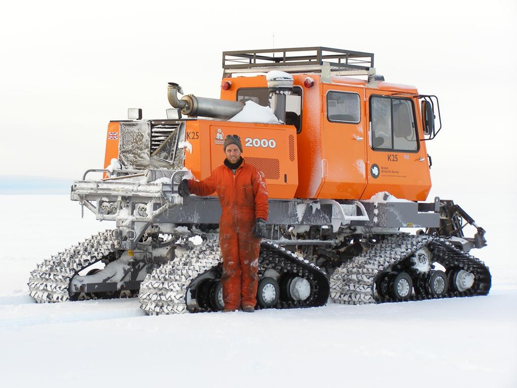 snow mover machine