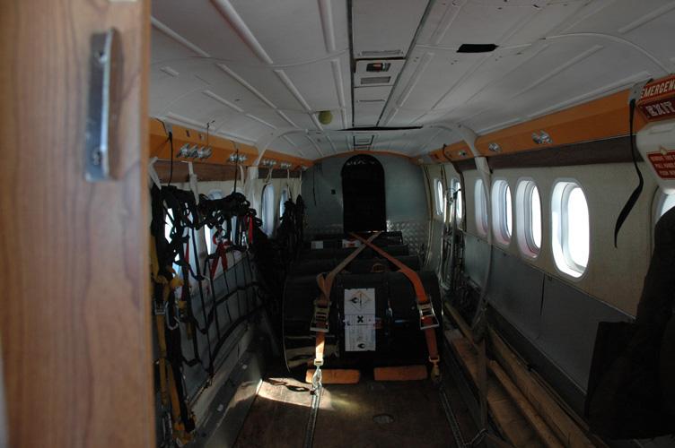 Avtur for the depot
