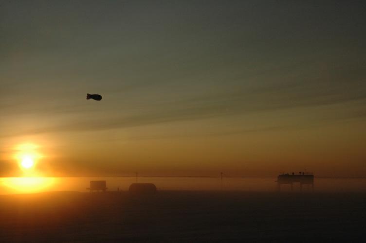 Flying the boundary layer ozone probe