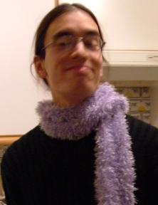 Picture of Kake's Eskimo Scarf For Liz